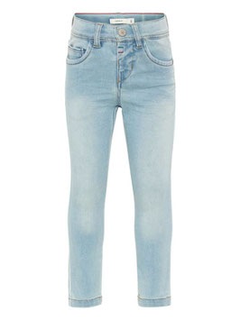 Jean stretch - hell - NAME IT MINI JUNGEN
