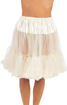 Petticoat creme - Tracht Damen