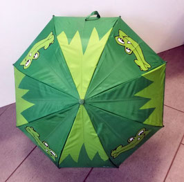 Regenschirm - Kinder - Krokodil