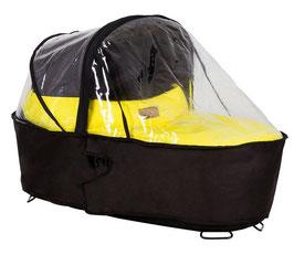 Babywanne - Carrycot storm cover - Regenschutz für die Babywanne