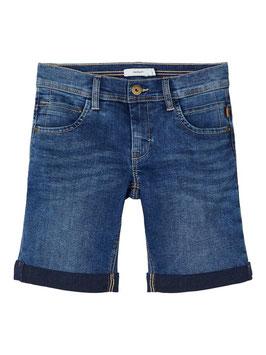 Short - Jeansshort super weich - NAME IT KIDS JUNGEN