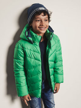 Kinder Winterjacke grün Aktion - NAME IT KIDS JUNGEN