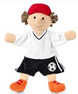 Handpuppe Fußballer von Sterntaler