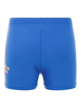 Badehose blau - orange  mini boy - NAME IT MINI JUNGEN