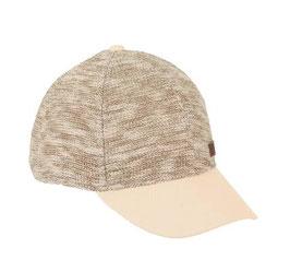 Kopfbedeckung - Baseball Cap - sand - Sterntaler