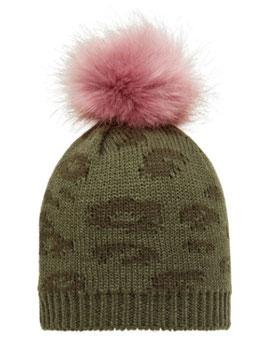 Kopfbedeckung - Mütze - Gestrickte Wollmütze - Strickbeanie - NAME IT - MÄDCHEN