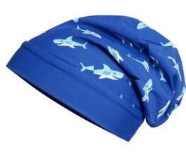 Kopfbedeckung - UV - Schutz Beanie Hai