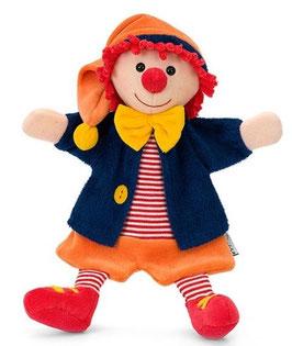 Handpuppe Clown von Sterntaler
