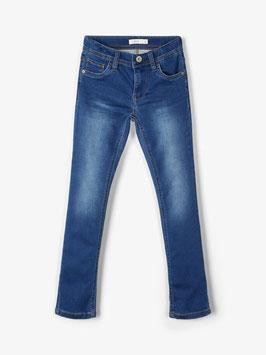 Hose - Jean - Powerstretch - superweich - blau -  NAME IT KIDS BOY