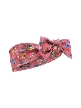 Stirnband - Blumen - rostrot - Mädchen - Name it