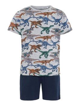 Pyjama Aktion Dino kurz