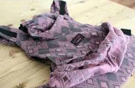 Babytrage - emeibaby Babytrage Fullikat pink