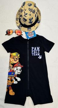 Jumpsuit - Paw Patrol - Jumpsuit blau - NAME IT MINI JUNGEN
