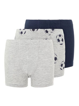 Short - 3er-pack Boxershorts - - NAME IT KIDS JUNGEN