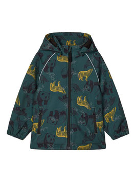 Jacke - Softshelljacke - Panda Print - NAME IT MINI JUNGEN