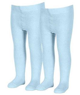 Strumpfhose-Doppelpack AKTION - himmelblau - Sterntaler