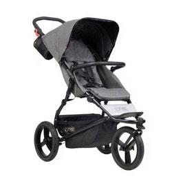 Kinderwagen - Mountain buggy Urban Jungle Herringbone Luxury