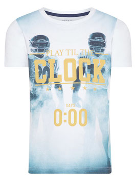 Shirt - CLOCK - NAME IT MINI JUNGEN