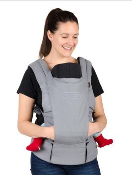 Babytrage Mountain Buggy Juno Carrier - characoal