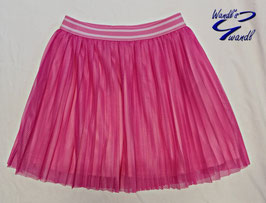 Rock - Plisseerock in fuchsia - NAME IT KIDS MÄDCHEN