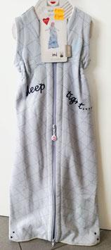 Schlafsack hellblau
