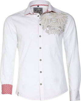 Hemd - Tracht - Austria - weiß - Fa. Marjo - Trachtenhemd
