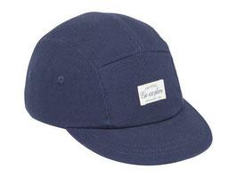 Kopfbedeckung - Schirmkappe - Baumwollkapperl blau - NAME IT MINI JUNGEN