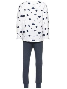 Schlafanzug - Aktion Pyjama Set - marine - NAME IT MINI JUNGEN