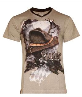 """Trachten Shirt Herren """" Huat"""" - Tracht Männer"""