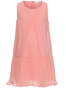 Kleid - Mädchenkleid Flamingo pink - NAME IT KIDS MÄDCHEN