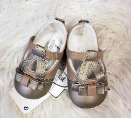 Schuhe - Babyschuhe - Spangenschuhe - champagner - Mädchen - Gr 18 -  Mayoral