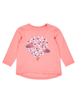 Baby Shirt mit Ballonmotiv - NAME IT BABY MÄDCHEN