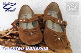 Schuhe - Tracht Ballerina - Tracht Mädchen