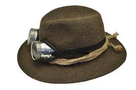 Kopfbedeckung - Sommer - Männerhut - Filzhut lässig - Tracht Männer