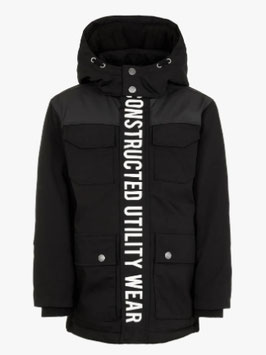 Winterjacke Grafikprint - NAME IT KIDS JUNGEN