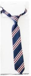 Krawatte - rot blau gestreift - name it - TAUFE - FESTMODE