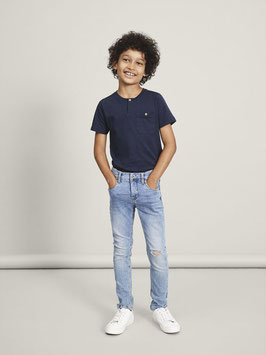 Powerstretch Baggy fit Jean - NAME IT KIDS JUNGEN