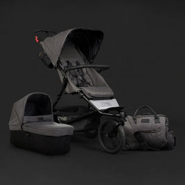 Mountain Buggy Urban Jungle Herringbone Luxury Collection - 3 teiliges Set