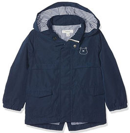 Kapuzenjacke blau - NAME IT BABY JUNGEN