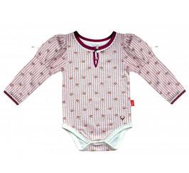 Tracht - Body - Biedermeier Body/Shirt langarm - Tracht Mädchen