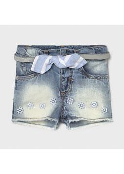 Hose - kurze Jeans - super weich - Mädchen - MJ
