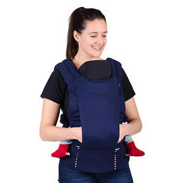 Babytrage Mountain Buggy Juno Carrier - nautical blau