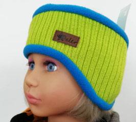 Kopfbedeckung - Stirnband - kiwi - aqua - Sterntaler