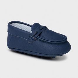 Schuhe -  Babyschuhe - Neugeborene - Mokassin - Junge - blau - Mayoral