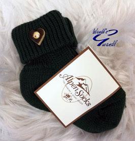 Socken - Trachten Socken grün - Baby - Kindertracht