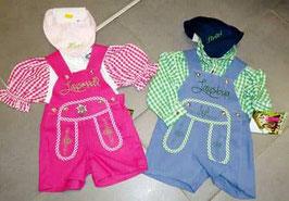 Tracht - Hose - Leinen Trachten Hose - Tracht Mädchen