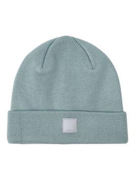Kopfbedeckung - Strickmütze - Rippstrick - abyss - NAME IT KIDS