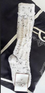 Socken - Trachtenstutzen natur für Kinder - Kindertracht
