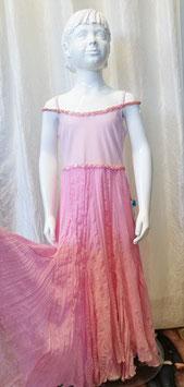 Kleid - Pampolina - pink - Spagettiträger - pink - Festmode