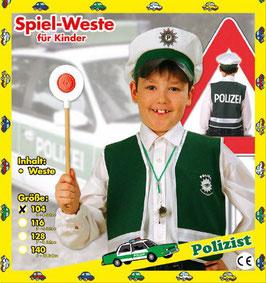 Polizei Weste